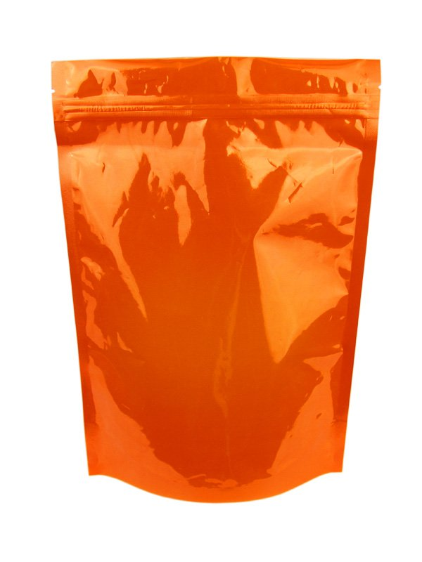 Plastic Stand Up Pouches Jacinth