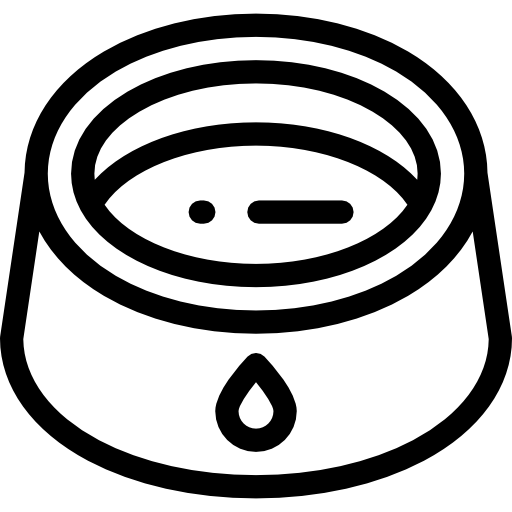 Pet Food Packaging Bag Icon
