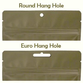 Hang Holes Fshiny Packaging