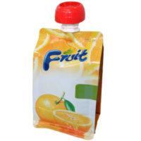 flat bottom spout pouch