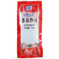 flat sauce pouch