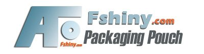 fshiny packaging pouch logo