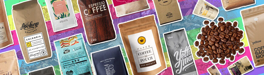 coffee bags banner - Fshiny Food Packaging Manufacturer