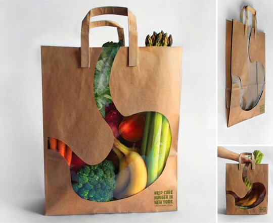 Colorful Cooking Bags