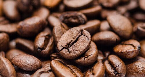 High quality coffee beans , high quality coffee