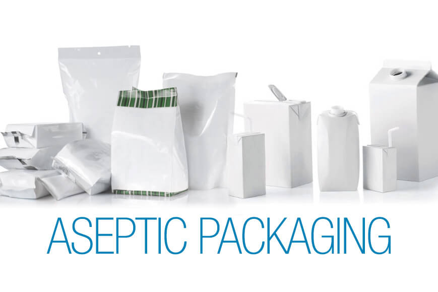 what is aseptic packaging
